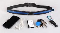 Saco de cintura Pacote de Cintura ocasional Esporte saco Sacos de Corrida À Prova D 'Água Único Sacos Duplas Bolsa Do Telefone Móvel Caso para SAMSUNG IPHONE bolso 2019