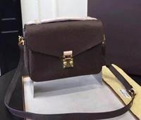 Toptan Yeni orignal gerçek hakiki deri bayan çapraz çanta moda çantası omuz çantası çanta presbiyopik paket cep telefonu çanta