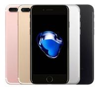 오리지널 Apple iPhone 7 7 플러스 터치 ID 32GB 128GB iOS12 쿼드 코어 12.0MP 잠금 해제 폰 사용