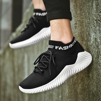 Light Lace- up Running Shoes Outdoor Soft Non- slip Wear Resis...