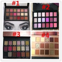 Makeup Brand Beauty 18Colors Eyeshadow Palette Rose Gold Rem...