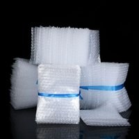 0. 06mm New Wrap Envelopes Bags White Plastic Bubble Pouches ...