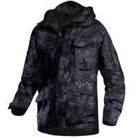 Mege Марка M65 Военный камуфляж Мужской одежды армии США Tactical Мужская ветровка толстовка полевой куртки Outwear Casaco Тонкий Мужчина для