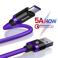 5a usb typ c kabel für huawei mate 20 p30 p20 pro lite handy usbc schnellladung ladekabel usb-c typ c kabel
