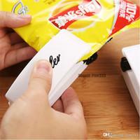 Einfaches Sealer Minihaupt Sealer für Snack-Beutel-Energie durch Batterie Sealer Maschine Food Saver Vakuum-Maschine Easy Use