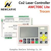co2 ليزر dsp تحكم نظام trocen AWC708C لايت ل حفارة القاطع الليزر ، استبدال AWC608 newcarve