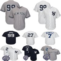 reputable site bac81 00660 Wholesale Mickey Mantle Men Jersey - Buy Cheap Mickey Mantle ...