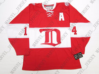New Arrival. Cheap custom BRENDAN SHANAHAN DETROIT RED WINGS ALUMNI VINTAGE  CCM HOCKEY JERSEY stitch add any number any name ... 27ec4b734