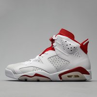 6 6s Noir Infrared Mens Enfants Chaussures de Basketball 6s UNC Carmine Alternate Hare Oreo Marron Gatorade Chrome Bleu Baskets Sport Chaussures de Plein Air