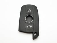 Pimall 2 버튼 원격 제어 실리콘 스마트 자동차 자동 차량 커버 케이스 케이스 Z4 용 가방 사용 가능