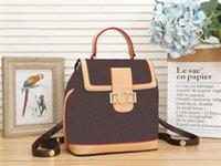패션 배낭 뜨거운 지갑 어깨 m45142 오래 된 핸드백의 모자이크 크로스 바디 클래식 꽃 Dauphine 판매 가방 여성 ixwxs