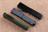 Hot Quattro colori singola tasca-AU bordo matic A16 A161 A162 A163 di campeggio di sopravvivenza coltello da caccia pieghevole Mestieri raccolgono coltello
