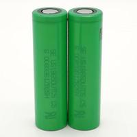 300PCS 100 % 고품질 소니 VTC5 LG SONY 삼성 충전식 리튬 배터리 셀에 대한 18650 배터리 2600mAh IMR 3.7V