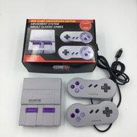 슈퍼 클래식 SFC TV 소형 미니 게임 콘솔 최신 엔터테인먼트 시스템 (660) SFC NES SNES 게임 콘솔 드롭 배송 DHL에 대한