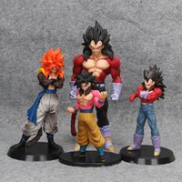 Sporting 28cm Dragonball Gt Super Saiyan 4 Son Goku Vegeta Figure Toy Ssj 4 Dbz Collection Model Brinquedos Figurals Figurats Zero Gift Toys & Hobbies