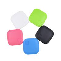 10 Adet Kablosuz Anahtar Bulucu GPS bulucu anti-kayıp anahtarlık Akıllı Bluetooth Tracker Etiketler itag Keyfinder Cüzdan Köpek Kedi Için çocuklar