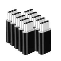 Mini micro cavo USB Tipo C TYPO-C 3.0 Adattatore Adattatore Fast caricabatterie USB-C Data Sync Converter per Andorid Phone