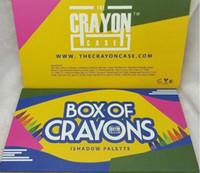 Nouvelle palette de maquillage Boîte de fard à paupières palette 18 couleurs Crayons de couleur mat Shimmer fard à paupières cosmétiques Palette