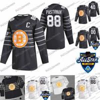 88 David Pastrňák 2020 All-Star Boston Bruins 40 Tuukka Rask David Krejci Bergeron Charlie Coyle Brad Marchand Zdeno Hara Torey Krug Jersey