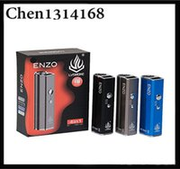 100% Original LVSmoke Enzo VV Box Mod 450mAh Variable Voltag...