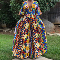 Women Jumpsuit 2020 African Dresses For Women Wide Leg Pants...