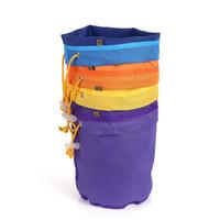 4pcs / set 1 galão Filtro Bag Saco plástico de bolhas Herbal Essence Ice Extractor Kit Conjunto de 4pcs Micron saco de cordão Sacos de extração Bolsas