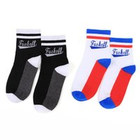 men and women Letter printing Socks cotton men and women Soc...