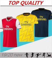 Neue 19 20 Saison Arsena Home Away Dritter Fussball Jersey 2019 2020 Sportswear Jersey Fussball Shirts MAILLT DE FOUT