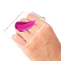 2021 Trucco tavolozza acrilico chiaro nail art manicure polacco gel fondazione ombretto fai da te mixing pigmento pittura acqua colore strumento