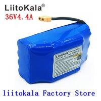 36V 4400mAh Pack de batterie Li-ion rechargeable 4400mAh 4.4ah Cellule d'ions au lithium pour Scooter électrique Scooter Scooter Hoverboard Scooter