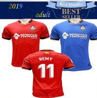 MOLINA # 19 2018 2019 Getafe Club de Fútbol casa azul QUALIDADE SUPERIOR ÁNGEL afastado vermelho Gaku Shibasaki Getafe CF 18/19 camiseta de futbol