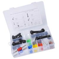 55pcs Auto TR412 TR413 TR414 TR418 Ventilschaft Sortiment Kit
