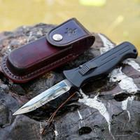 Promosyon Allvin İmalatı A1 Otomatik Tactial Bıçak Elmax Tek Yarım Tırtıklı Ayna Polonya Blade Açık Survival Dişli EDC Araçları