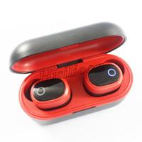 DT6 TWS DT6 50pcs sans fil Bluetooth 5.0 écouteurs stéréo intra-auriculaires mobile Sport Ecouteurs intra-auriculaires pour Pocket PC