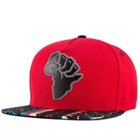Wuaumx Snapback Caps For Men Women Map Of Africa Baseball Ca...