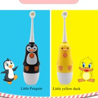 2020 Children Electric Toothbrush with 3 Replacement Head Wa...