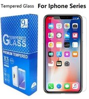 For Iphone XR XS MAX X 8 7 6 Plus 5 5s Tempered Glass Screen...