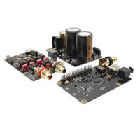 Freeshipping Raspberry Pi Kit X10 Hifi Audio-B Tarjeta de expansión X10 DAC + X10-PWR Placa de fuente de alimentación + X10-I2S Placa para Raspberry Pi 3 B