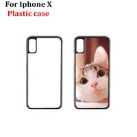 For Iphone X XS DIY 2D Sublimation Cases Heat Press PC Case ...