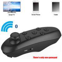 بدوره الصفحة اللاسلكية Gamepad الهاتف المحمول الهاتف المحمول مربع تحكم لاسلكي الكمبيوتر المحمول VR نظارات تحكم عن بعد لنظام أندرويد الذكية