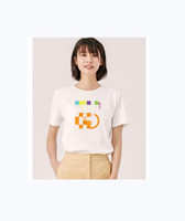Camicia 2020 uomini e donne di moda estate Latte Versato modello invertito Latte 3D T stampato manica corta girocollo Slim maglietta casuale caldo