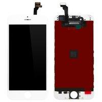 Ceparts aaa + جودة شاشة lcd اللمس محول الأرقام الإطار التجمع لفون 6S 6P مجانا dhl الشحن