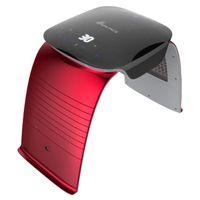 7 색 PDT LED 라이트 테라피 안티 에이징 콜드 핫 스프레이 얼굴 김이 기계