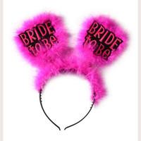 Partido de las mujeres cabeza de la hebilla suministra la decoración de noche Social Headwear Pequeña novia regalo para ser plástico rosado popular Negro 1 88mt C1