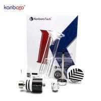 Original Kanboro 510 prego V3 Wax Oil Enail vaporizador com cerâmica Bobina Rod E prego Dab Rig seco Herb vaporizador para 510 bateria Mod da tubulação de água