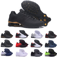 2019 Shox Deliver 809 Men Air Running Shoes Drop Shipping Wh...