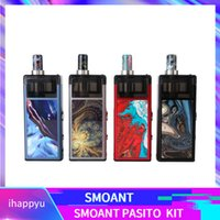 100% Original Smoant Pasito Pod Starter Kit 1100mAh Battery ...