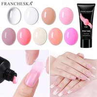 Francheska Gel Polish Set All For Manicure Semi Permanent To...