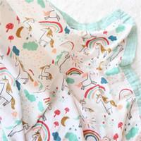犬層竹+綿の赤ん坊のムスリンの毛布は潮を染みます新生毛布ガーゼ幼児用ラップスターサックスワッドリムバスタオル