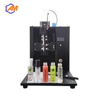 profumo riempitrice singola testa semiautomatica liquido essenziale emulsione olio riempimento fiala